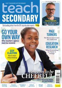 Teach Secondary – May 2021