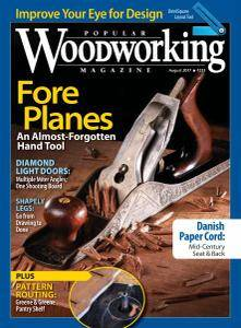 Popular Woodworking - August 2017