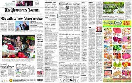 The Providence Journal – June 13, 2018