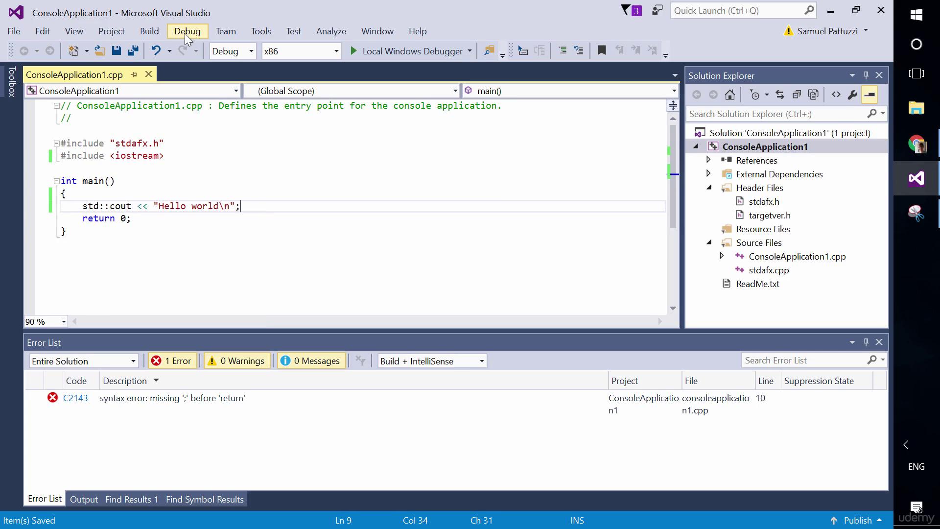 The Unreal Engine Developer Course - Learn C++ & Make Games