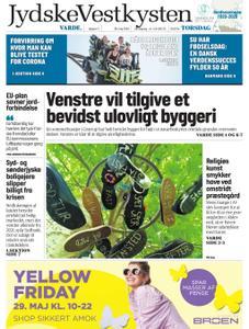 JydskeVestkysten Varde – 28. maj 2020