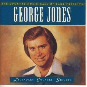 George Jones - Legendary Country Singers (1995)