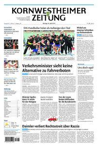 Kornwestheimer Zeitung - 30. April 2018