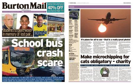 Burton Mail – September 24, 2020