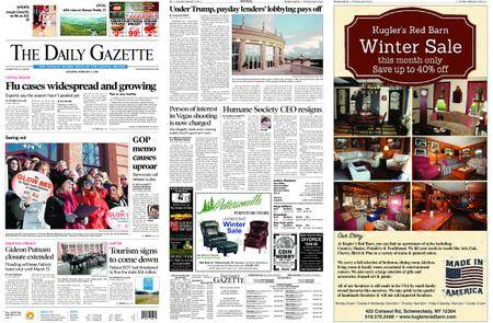 The Daily Gazette – February 03, 2018