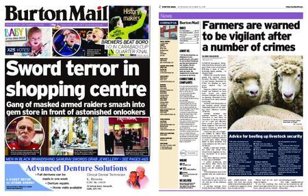 Burton Mail – December 19, 2018