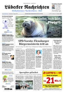 Lübecker Nachrichten Ostholstein Süd - 03. August 2019