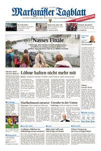 Markgräfler Tagblatt - 07. Oktober 2019