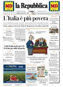 la Repubblica - 3 Aprile 2021