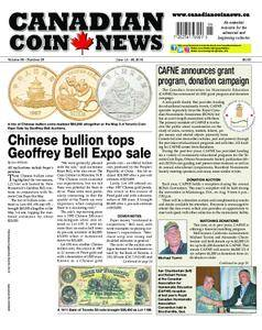 Canadian Coin News – May 22, 2018