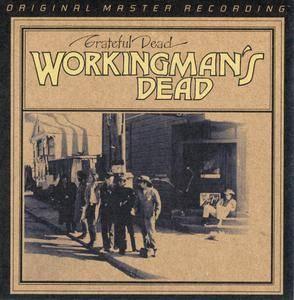 Grateful Dead - Workingman's Dead (1970) [MFSL Remastered 2014] Audio CD Layer
