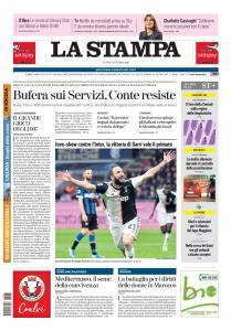 La Stampa Imperia e Sanremo - 7 Ottobre 2019