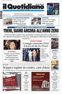 Il Quotidiano del Sud Reggio Calabria - 6 Febbraio 2020