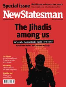 New Statesman - 16 - 22 January 2015