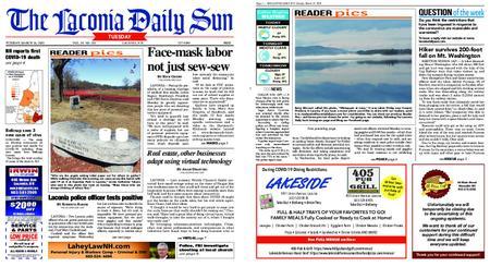 The Laconia Daily Sun – March 24, 2020