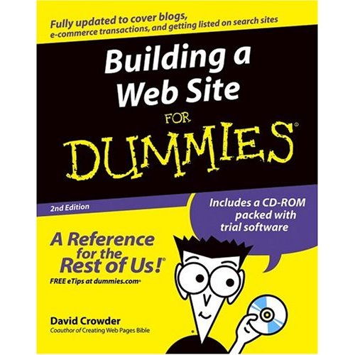 Building a Web Site for Dummies (Repost)