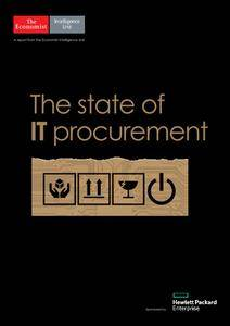 The Economist (Intelligence Unit) - The state of IT procurement (2017)