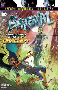 Batgirl 038 2019 Digital Zone