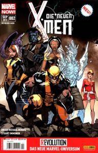 Die neuen X-Men 02 Panini 2013 GCF