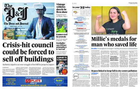 The Press and Journal Moray – August 05, 2019