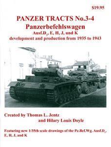 Panzerbefehlswagen (Panzer Tracts No.03-04)
