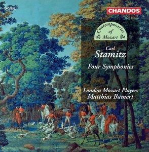 Stamitz · Four Symphonies