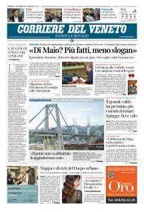 Corriere del Veneto Padova e Rovigo – 23 settembre 2018