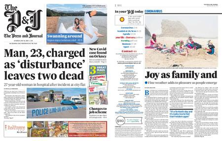 The Press and Journal Moray – May 30, 2020