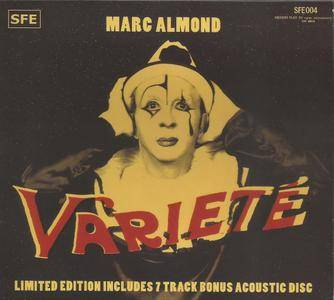 Marc Almond - Variete (2010) {2CD Cherry Red Limited Edition SFE004}