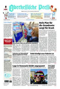 Oberhessische Presse Marburg/Ostkreis - 04. Februar 2019