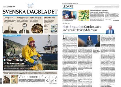 Svenska Dagbladet – 07 december 2019