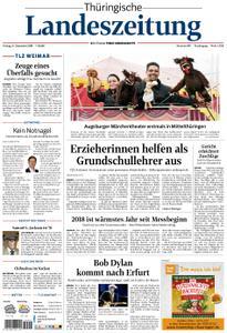 Thüringische Landeszeitung – 21. Dezember 2018