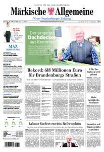 Neue Oranienburger Zeitung - 26. Februar 2019