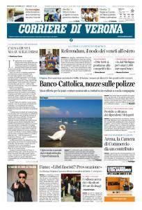 Corriere di Verona - 18 Ottobre 2017