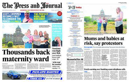 The Press and Journal Moray – July 10, 2018