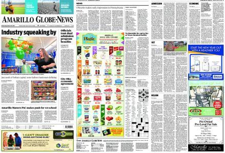 Amarillo Globe News – March 20, 2019