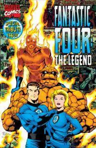 Fantastic Four - The Legend 1996 Digital