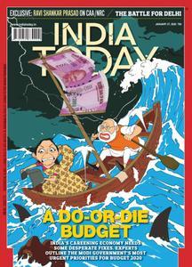 India Today - January 27, 2020