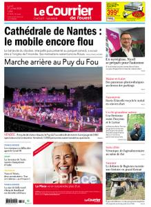 Le Courrier de l'Ouest Cholet – 27 juillet 2020