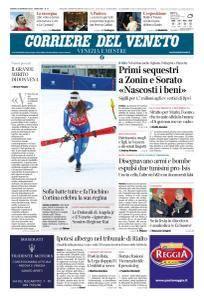 Corriere del Veneto Venezia e Mestre - 20 Gennaio 2018