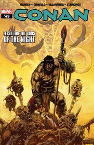 Conan 049 Marvel 2008 Digital Shadowcat