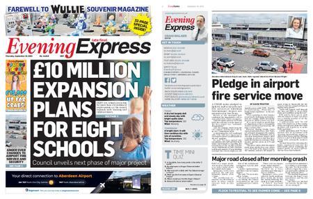 Evening Express – September 19, 2019