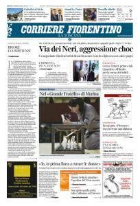 Corriere Fiorentino La Toscana - 21 Agosto 2018