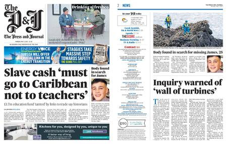 The Press and Journal Moray – May 03, 2021