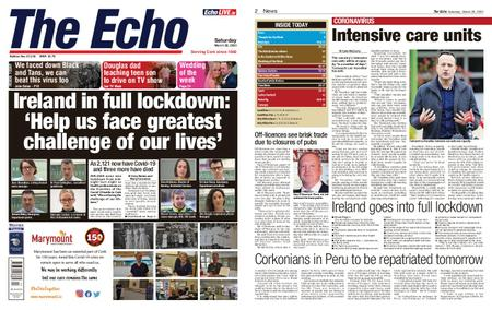 Evening Echo – March 28, 2020