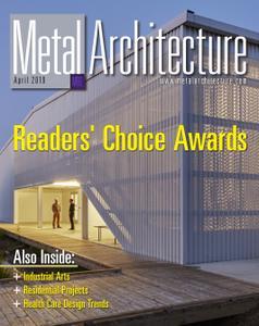 Metal Architecture - April 2019