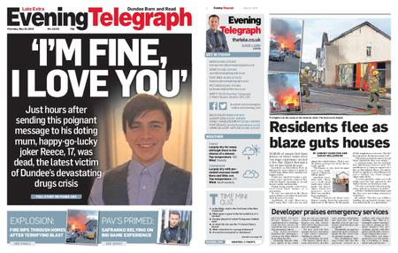 Evening Telegraph Late Edition – May 23, 2019