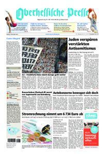 Oberhessische Presse Marburg/Ostkreis - 09. November 2018