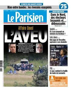 Le Parisien du Mardi 18 Juin 2019