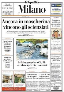 la Repubblica Milano - 30 Giugno 2020